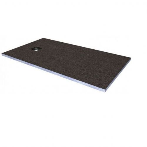 Abacus Elements Rectangular Standard Shower Tray 30mm High With Ended Drain - 1400mm x 900mm
